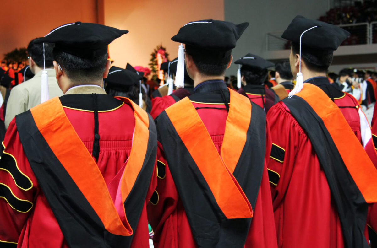 Doctoral program without a thesis