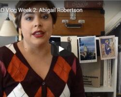 Abigail week 2