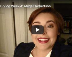 Abigail week 4