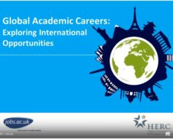 Global Academic Careers