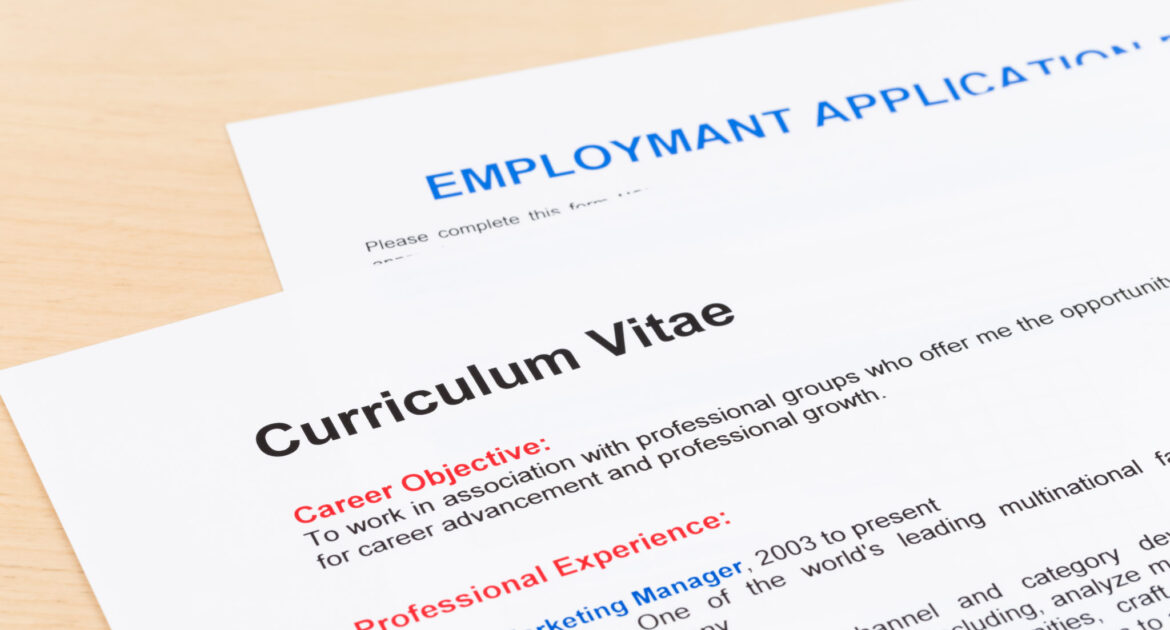 How to add Achievements to your CV
