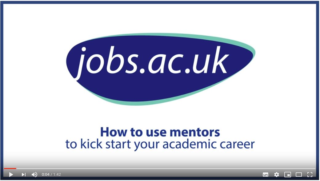 How to Use Mentors to Kick Start Your Academic Career