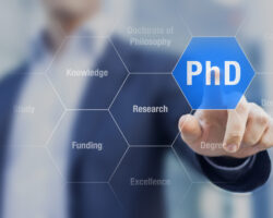 Managing The Transition From Masters to PhD - Top Ten Tips