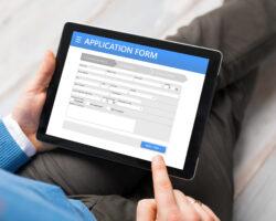 Online Application Form