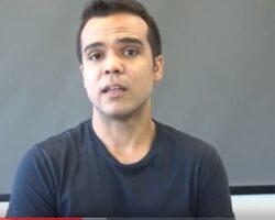 PhD Vlog Week 1: Adriano Marinho