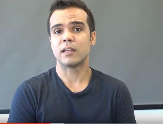 PhD Vlog Week 1 Adriano Marinho 1