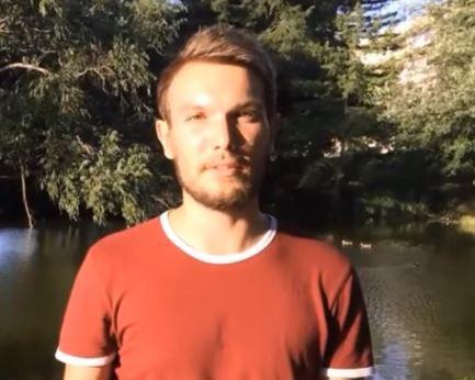 PhD Vlog Week 1 Andy Pearson 2