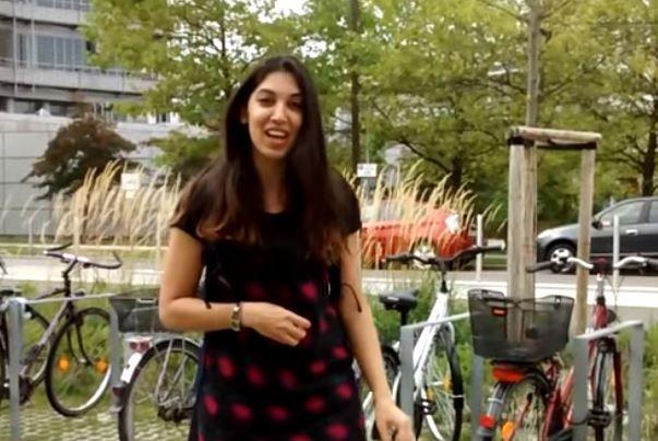 PhD Vlog Week 1 Samira Parhizkar