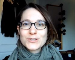 PhD Vlog Week 2: Verena Stingl