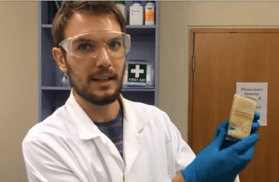 PhD Vlog Week 3 Andy Pearson 1