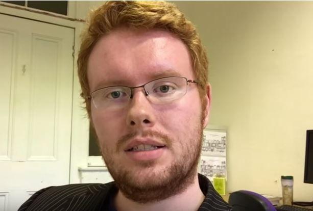 PhD Vlog Week 3 Jack Donaghy 1
