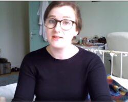 PhD Vlog Week 3: Katherine Mackenzie