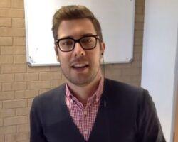 PhD Vlog Week 3 Wade Kelly