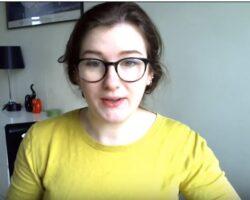 PhD Vlog Week 4: Katherine Mackenzie