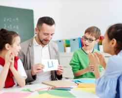 Teacher of English Speakers of Other Languages TESOL