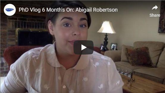 abigail 6 months on