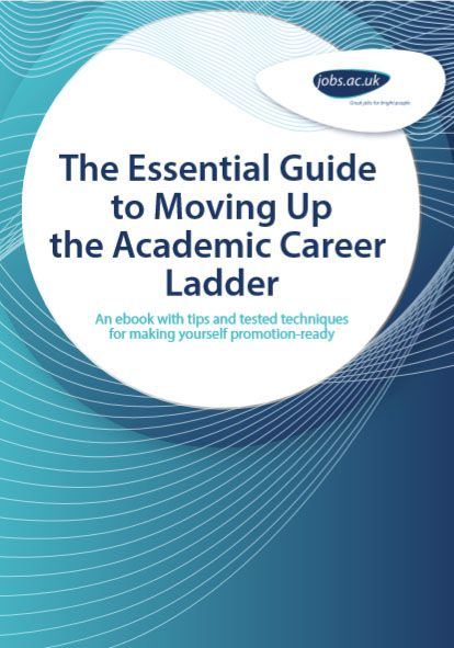 essential guide to moving up the academic ladder