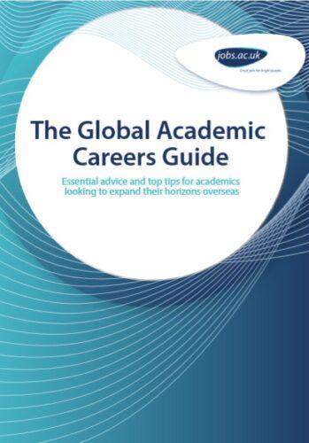 The Global Academic Careers Guide