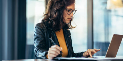 How to write a CV for speculative applications