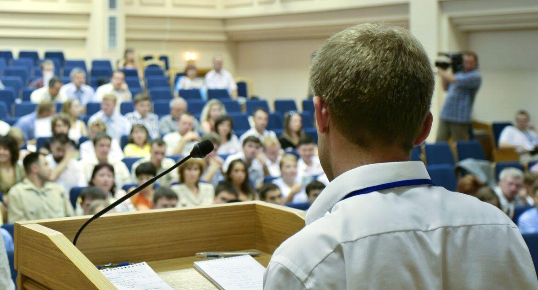 teaching from the podium 2