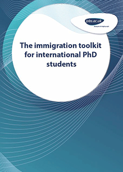 The immigration toolkit for international PhD students