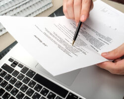 Your CV Education and Work Experience